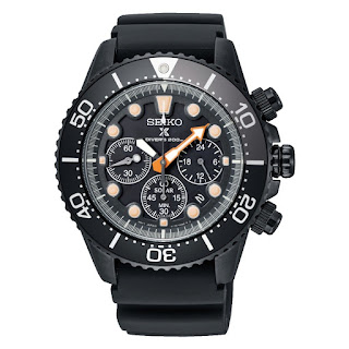 Seiko SSC673P1 Solar Chrono The Black Limited Edition SSC673