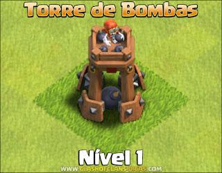 Nova Defesa: Torre de Bombas Nível XXXX