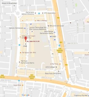 Tokyo Takuhai (M) Sdn. Bhd. location map