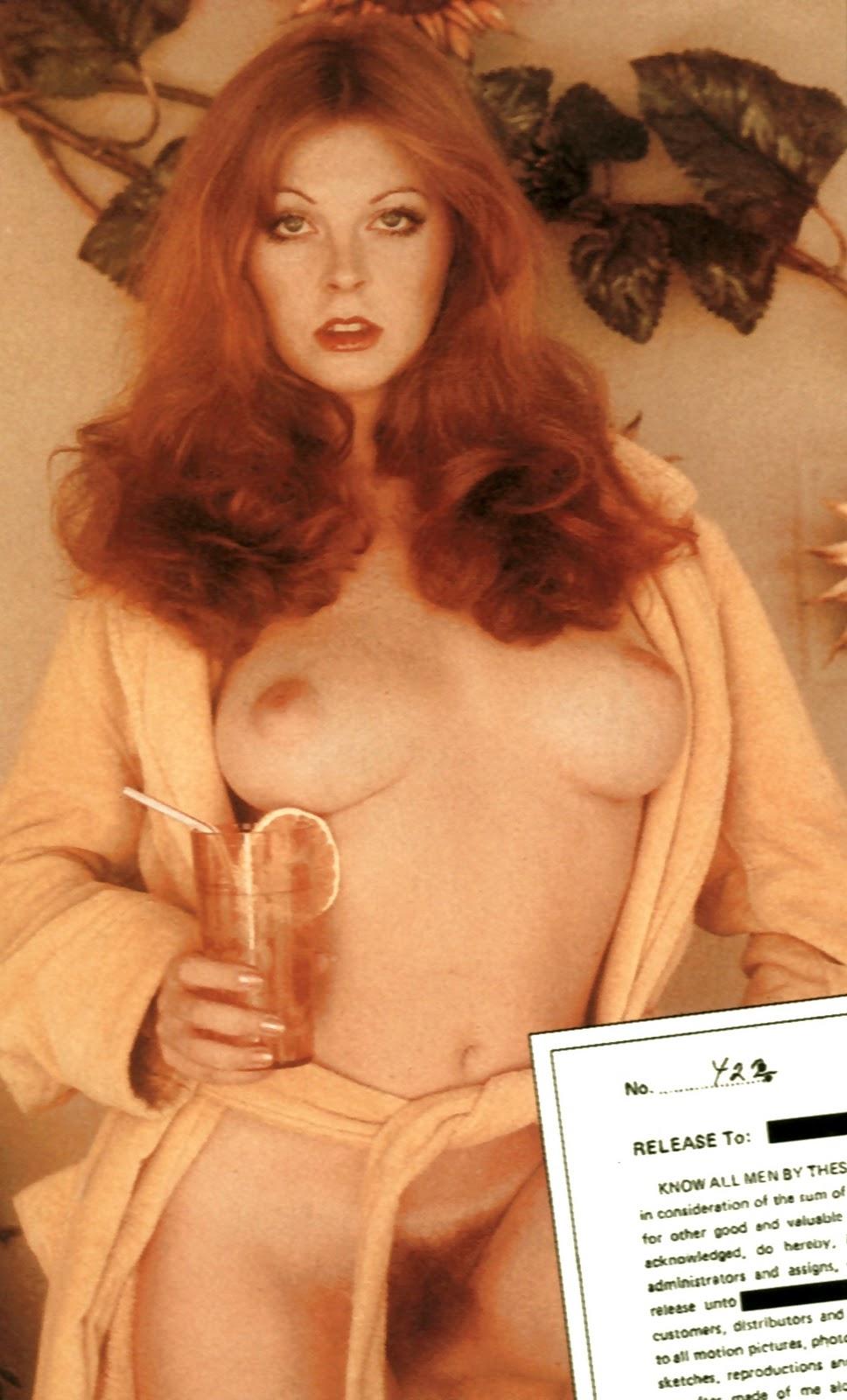 Casandra Peterson Nude