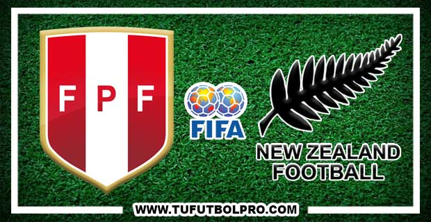 Ver Perú vs Nueva Zelanda EN VIVO Por Internet Hoy 15 de Noviembre 2017