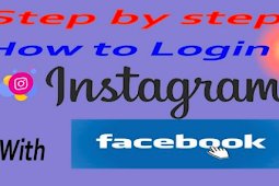 Login In Instagram with Facebook Update