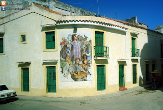 mural religioso en cuba