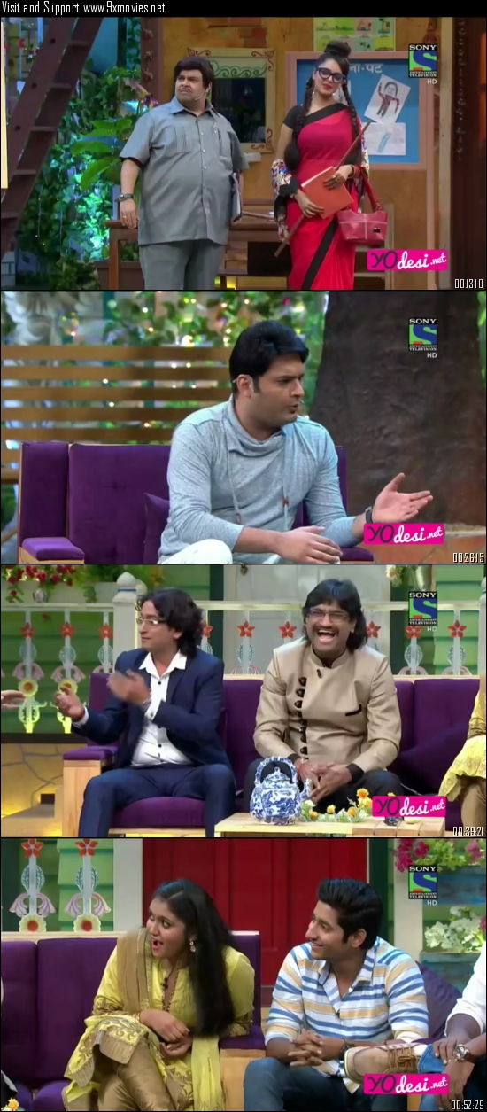 The Kapil Sharma Show 12 June 2016 HDTV 480p