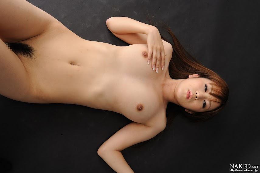 Naked-Art Photo No.00462 Rin Kashiwagi 柏木鈴 - idols