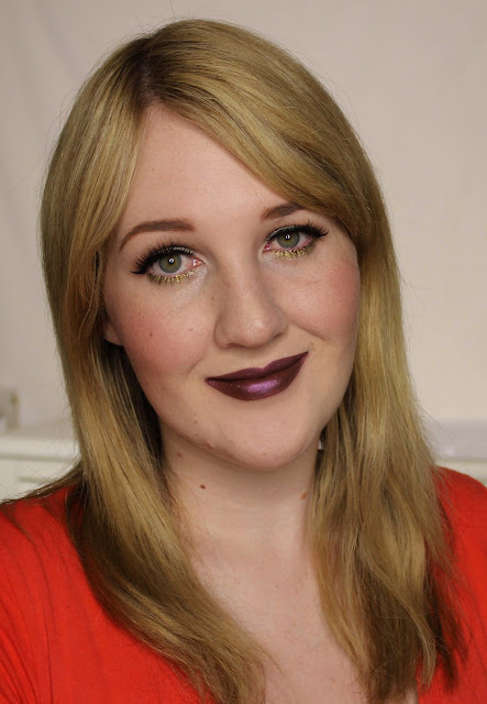 Notoriously Morbid Beast Inside Mystic Matte Swatches & Review