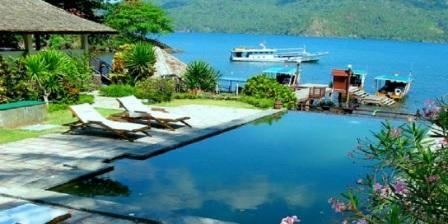 Kasawari Lembeh Resort lokasi resort di lembeh dimana pulau lembeh