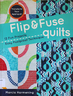 Flip and Fuse Quilt book