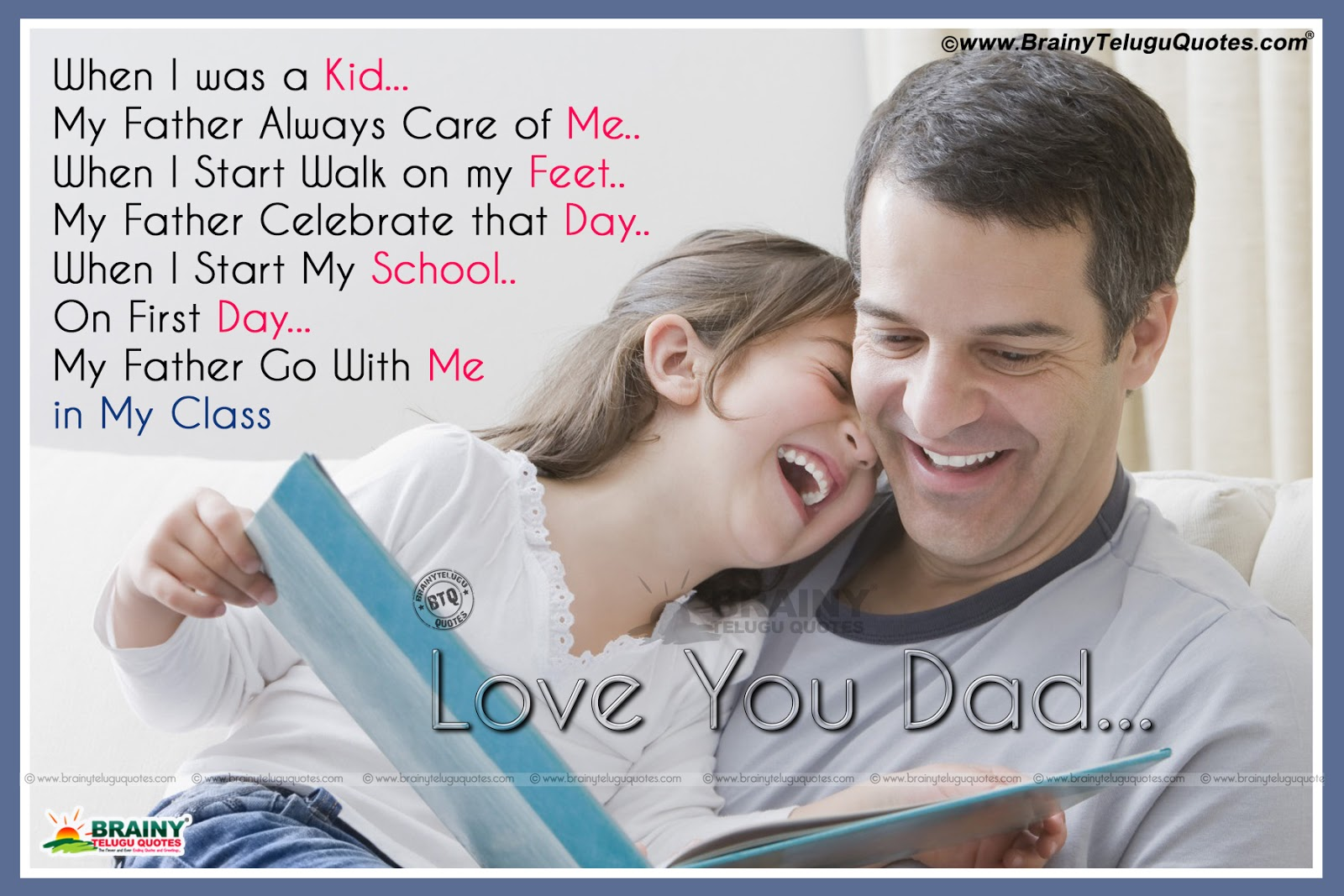 Father Son Love Quotes Father Quotes In Englishfather Value Messages In English