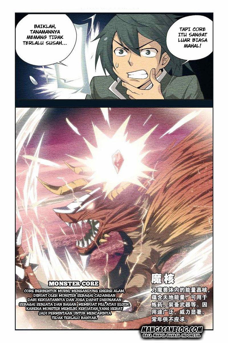 Battle Through Heaven Chapter 04-8