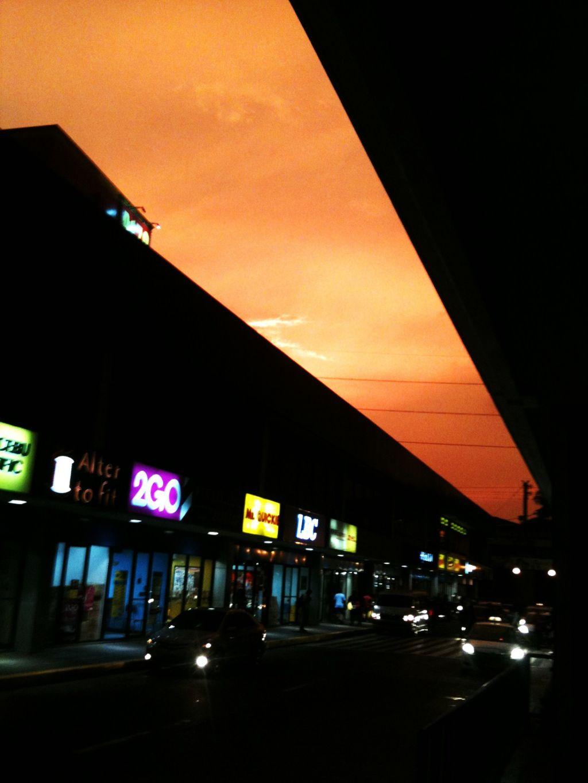 Orange Sky 2012