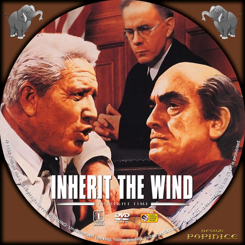 Inherit The Wind Dvd Label Cover Addict