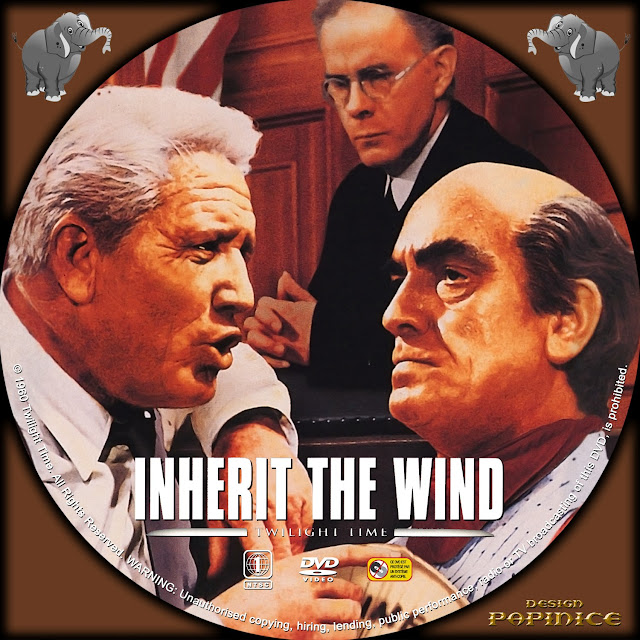 Inherit The Wind DVD Label