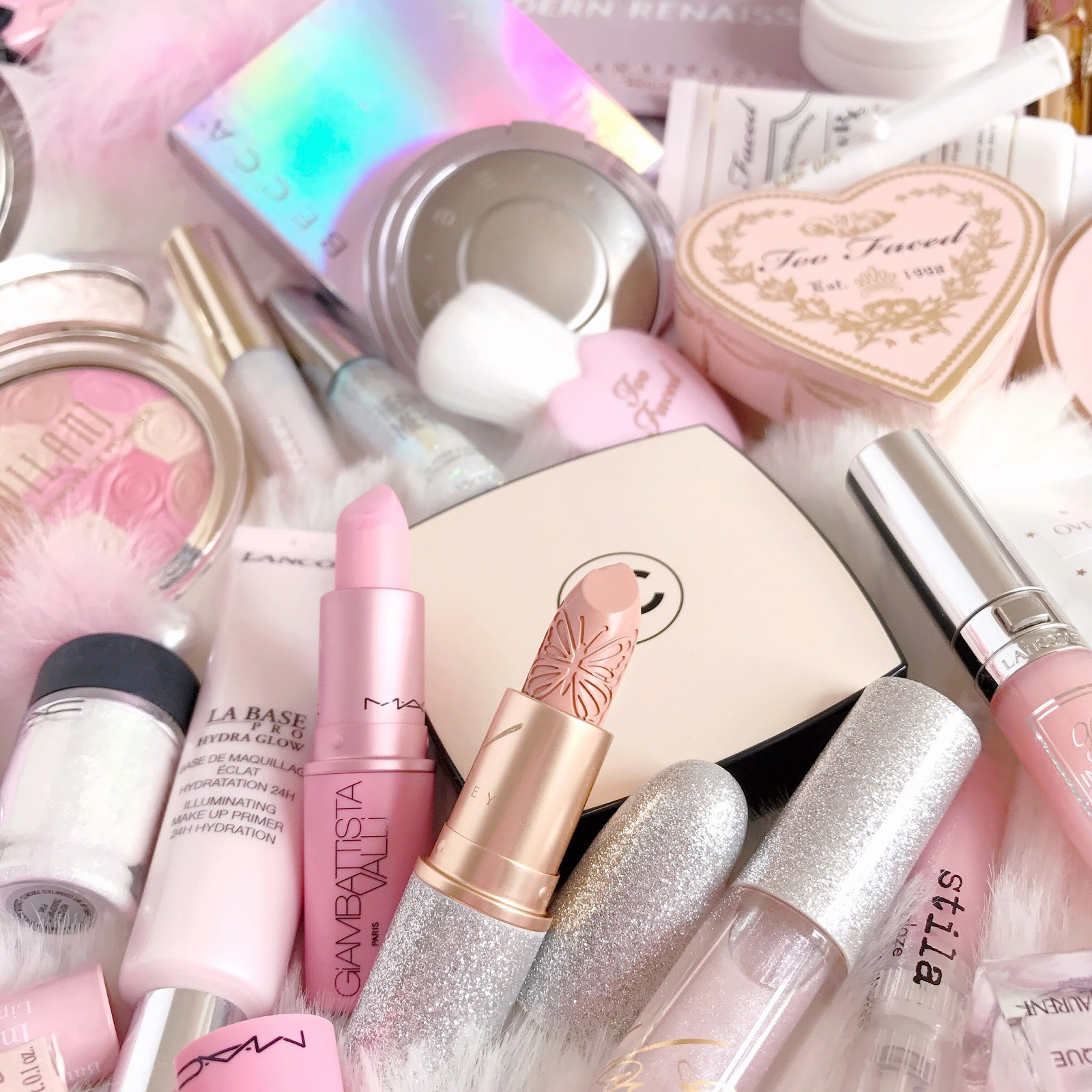 Luxury Makeup Mess