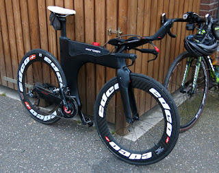 Time trial bike.