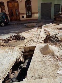 mantenimiento red de saneamiento valencia