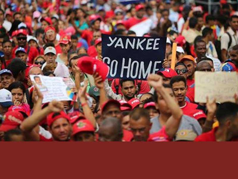 Resultado de imagen para venezuela confrontacion
