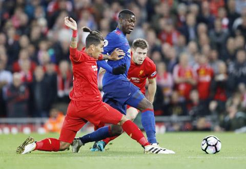 Pogba làm Mourinho mất hết kiên nhẫn