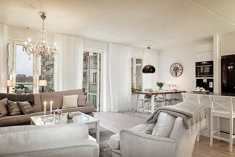 Petitecandela blog de decoraci n diy dise o y muchas for Casa clasica moderna interiores