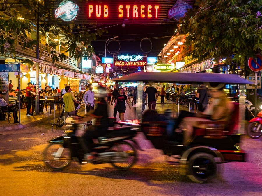 My Occasional Blog The Siem Reap Bubble