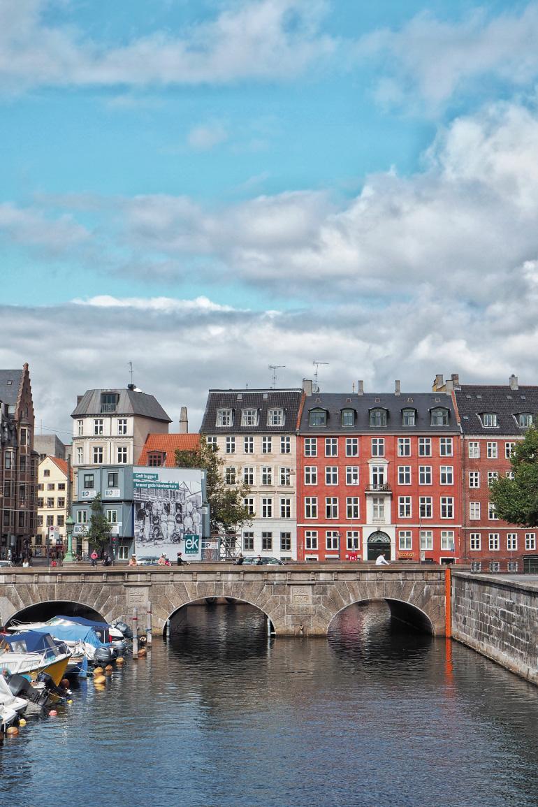 Visiter la ville de Copenhague