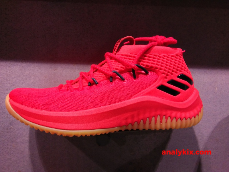 707dbe3d4f18 adidas Dame 4 Red Gum
