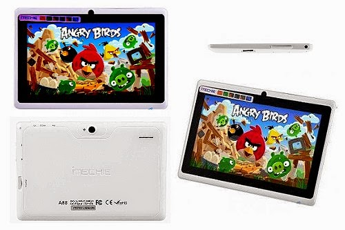 PinoyRecipe.net i-techie 7 inch android tablet giveaway