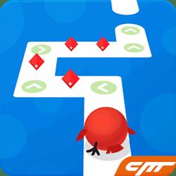 تحميل لعبة Dash للاندرويد الاصدار Tap-Tap-Dash-mod-apk