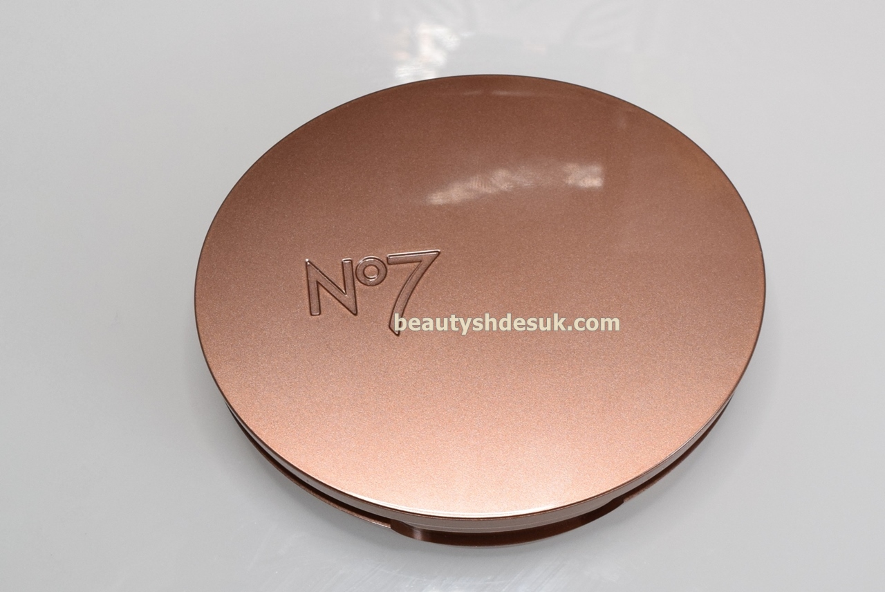 No7  Perfectly bronzed Duo  Bronzer