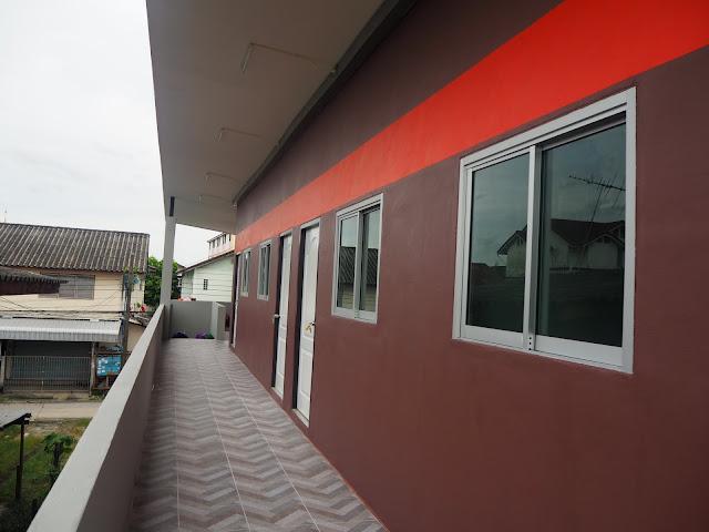 ก่อสร้างอพาร์ทเม้น 2 ชั้น