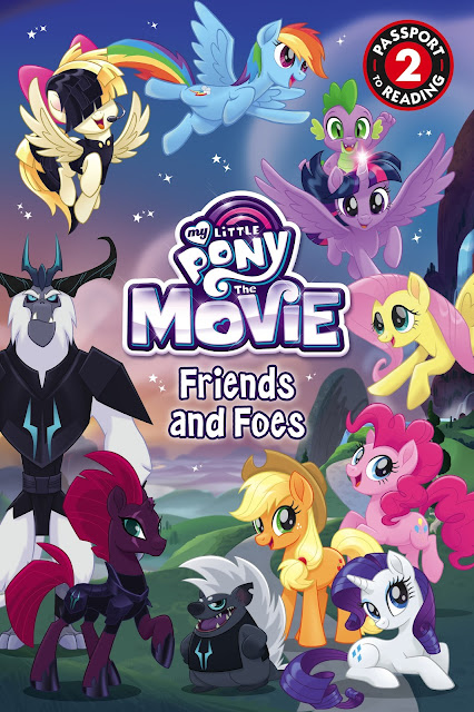 My Little Pony Movie: Friends and Foes