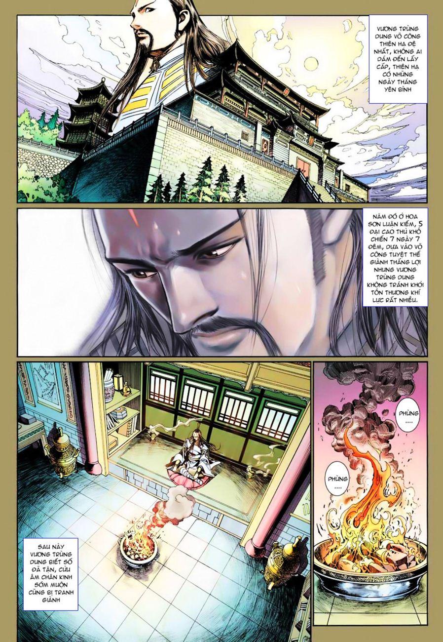Anh Hùng Xạ Điêu anh hùng xạ đêu chap 40 trang 28