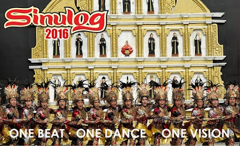 Official Sinulog Festival 2016 List of Schedule of Activities in Cebu City - Grand Parade
