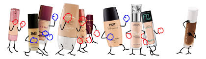 Από την μια πλευρά είναι το πολύτιμό make up ή βάση μακιγιάζ που  χρησιμοποιείται ευρέως από την στιγμή που δημιουργήθηκε ... 4ec656c592b