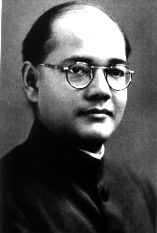 Subhash Chandra Bose (1897 – 1945)