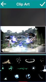 Aplikasi Pedang Goblin Efek App