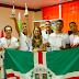 Equipes Santarritense conquistam troféu de Campeões na Jornada de Foguetes 2017