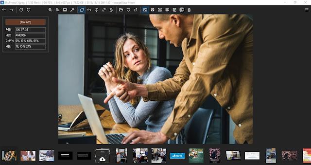ImageGlass - Photo Viewer Simpel, Ringan dan Modern Namun Gratis
