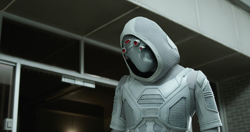 Movie Review by Rawlins, Ant-Man and the Wasp, Paul Rudd, Evangeline Lilly, Micheal Douglas, Michelle Pfeiffer, Laurence Fishburne, Marvel Studios, Walt Disney, Marvel Cinematic Universe,
