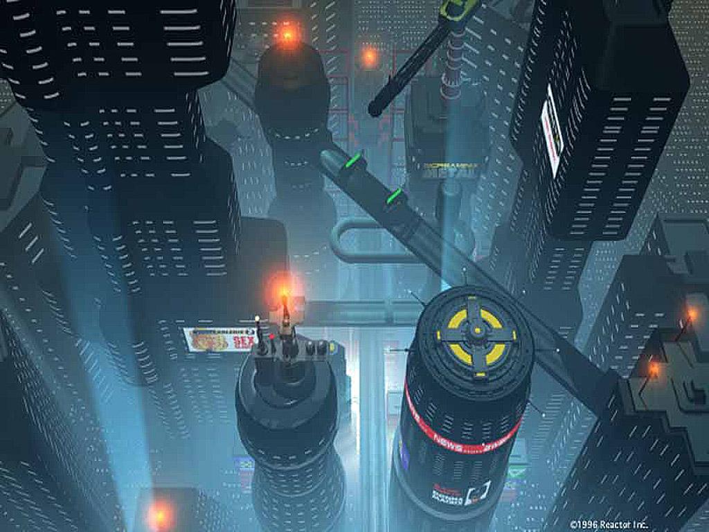 The Baron S Airship Cyberpunk Settings