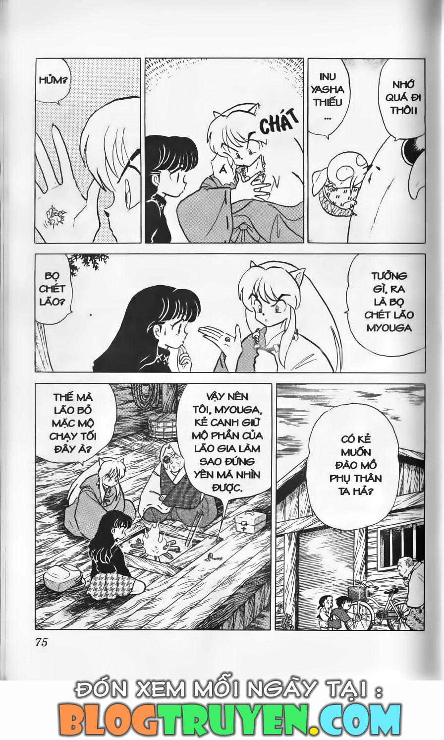 Inuyasha vol 02.4 trang 14