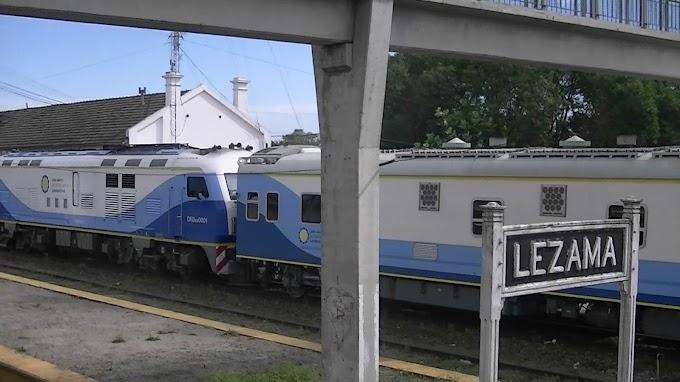 Cancelaron el tren diferencial a Lezama