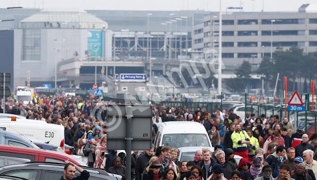 Το ISIS πανηγυρίζει για τις εκρήξεις στις Βρυξέλλες