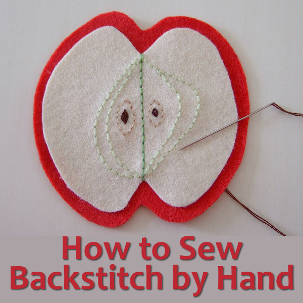 What is the Strongest Stitch by Hand and Why You Need It: All About Backstitch stitches guide by craftymarie