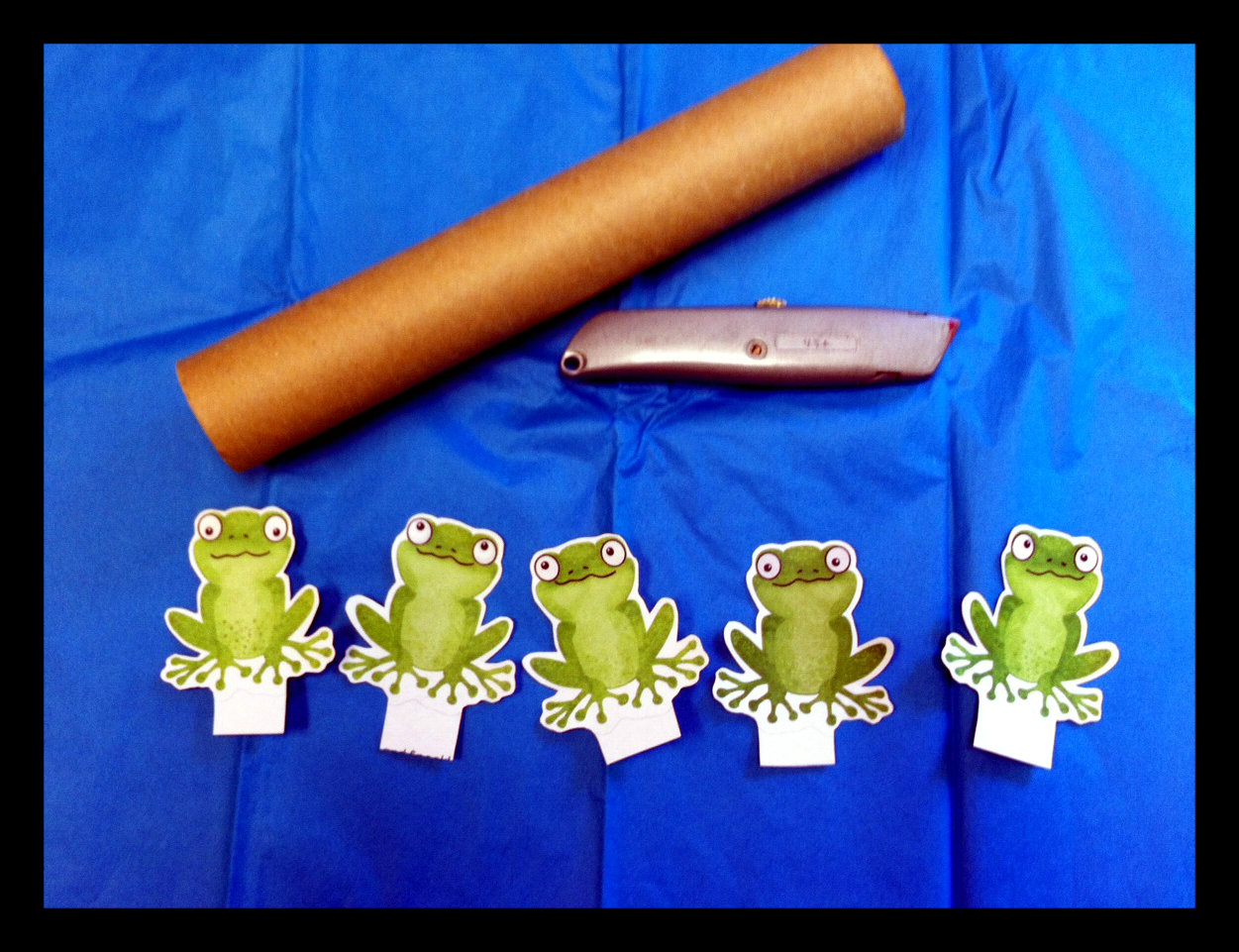 Simple Storytime Puppet Songs And Skits Five Green And