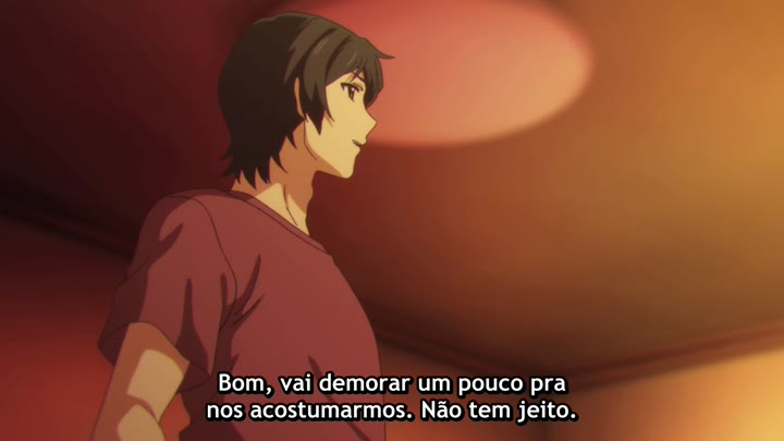 Domestic na Kanojo - Episódio 09