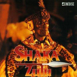 Poster serie Shaka Zulu