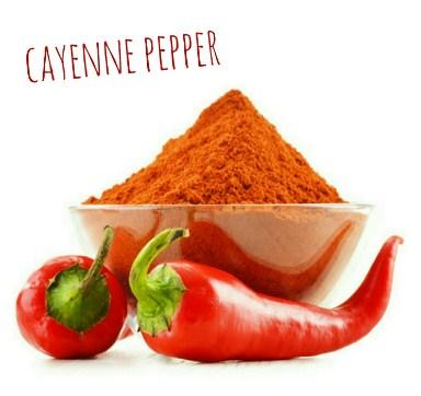 Cabe Cayenne