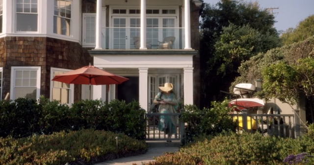 Grace and Frankie beach house exterior