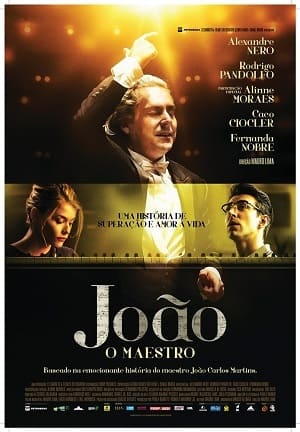 Torrent Filme João, O Maestro 2018 Nacional 1080p 720p BDRip Bluray FullHD HD completo